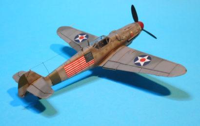 Messerschmitt Bf 109G, 1/72 AZ model, Laco Nagy