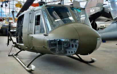 Bell UH-1 walkaround