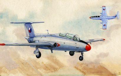 Tisková zpráva KP k 50. výročí zahájení prodeje modelu L-29