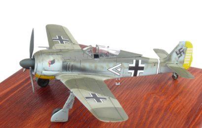 Fw-190A-2 1/72 Tamiya od Honzy Pavlíka