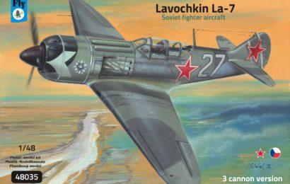 La-7 1/48 Fly