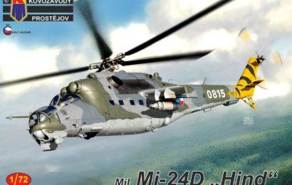 Mil Mi-24   1/72   KP- Kovozávody Prostějov