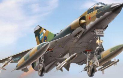 Mirage IIIEA/EBR