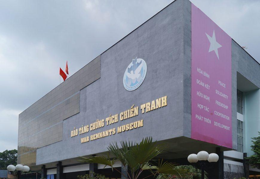War Remnants Museum, Ho Chi Minh City (Saigon)
