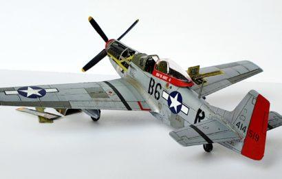 P-51D Mustang, Tamiya 1/72