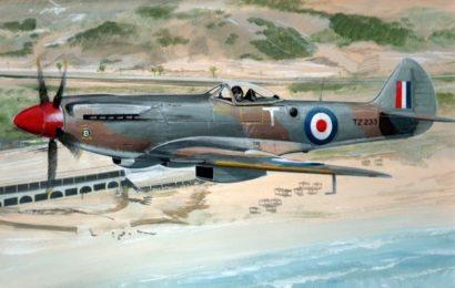 Spitfire FR Mk. XVIIIe  AZmodel