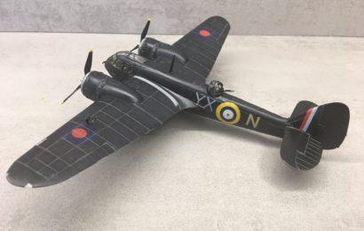 1/72 Blenheim Mk.IF OLD models(Ex Novo/Frog) – Od J. Ostena