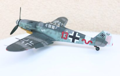 1/48 Bf-109G-6/R6/Trop (Eduard) – postaveno od Speedyho