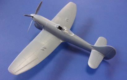 Hawker Tempest Mk.V  1/72  KP- Kovozávody Prostějov