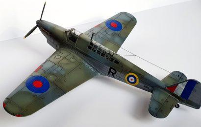 Fairey Fulmar Mk.I 1/72 od AZ Model