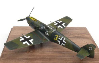 Bf 109E a Bf 108