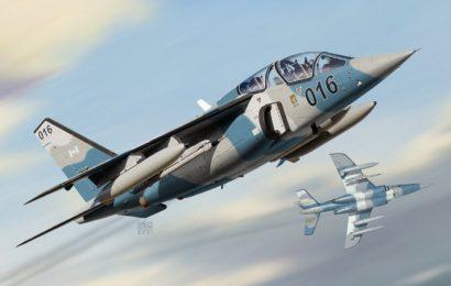 Dassault/Dornier Alpha Jet A   1/72 KP            Kovozávody Prostějov