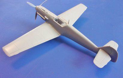 Messerschmitt Bf 109E-1 1/72  AZmodel